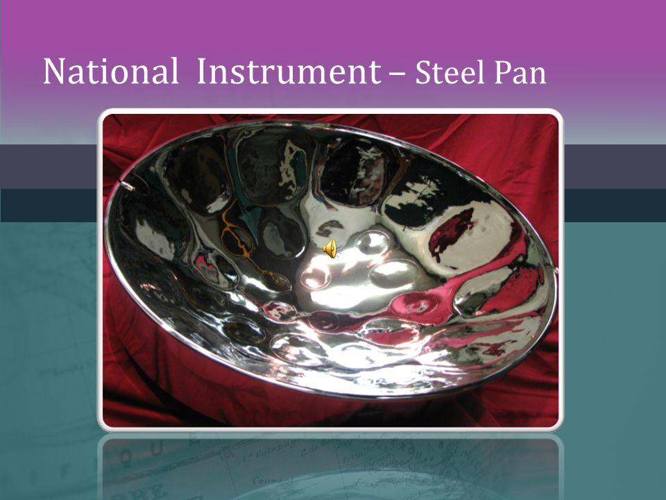 National Instrument – Steel Pan