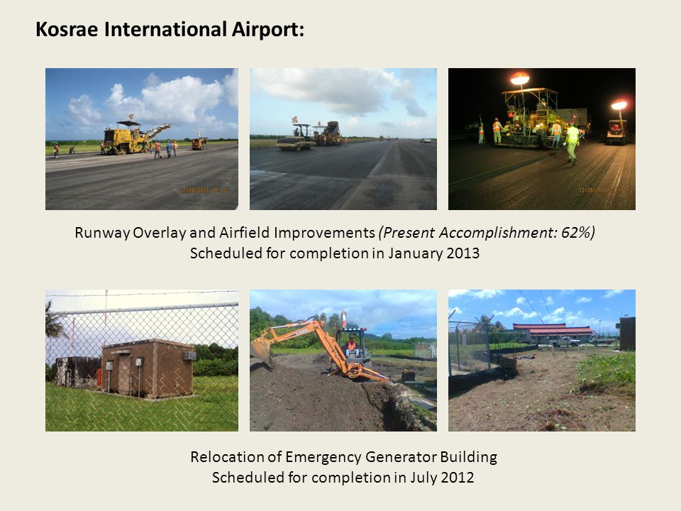 Kosrae International Airport:
