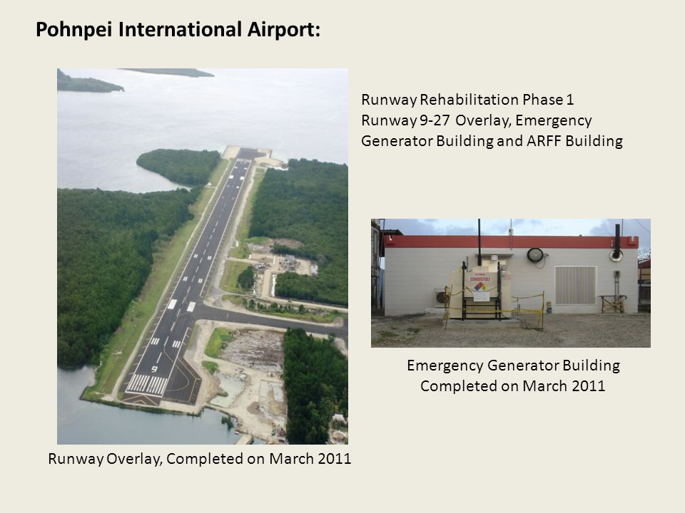 Pohnpei International Airport: