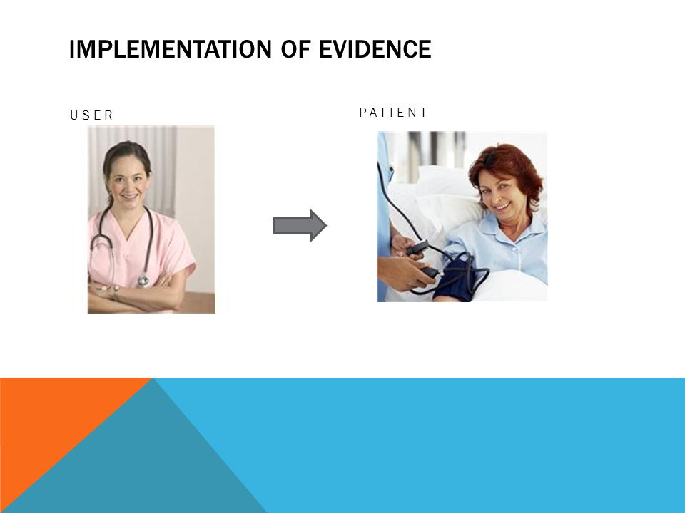 Implementation of Evidence