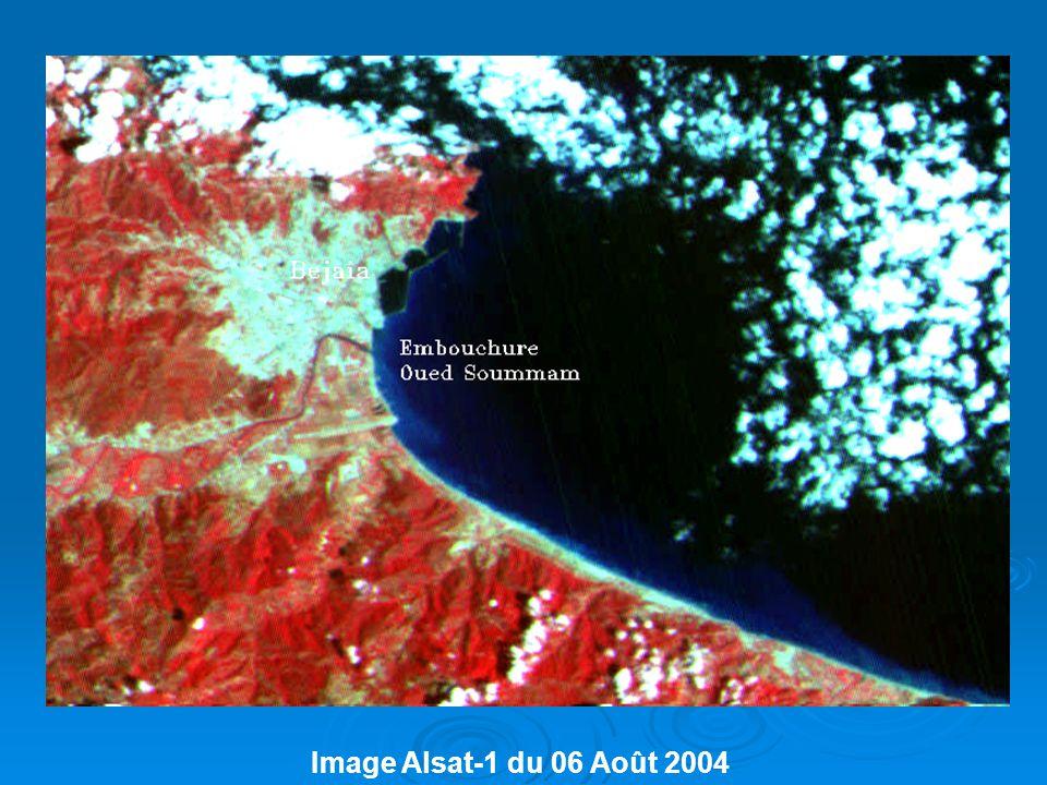 Image Alsat-1 du 06 Août 2004