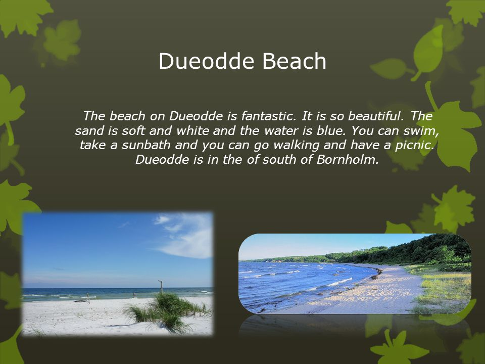 Dueodde Beach