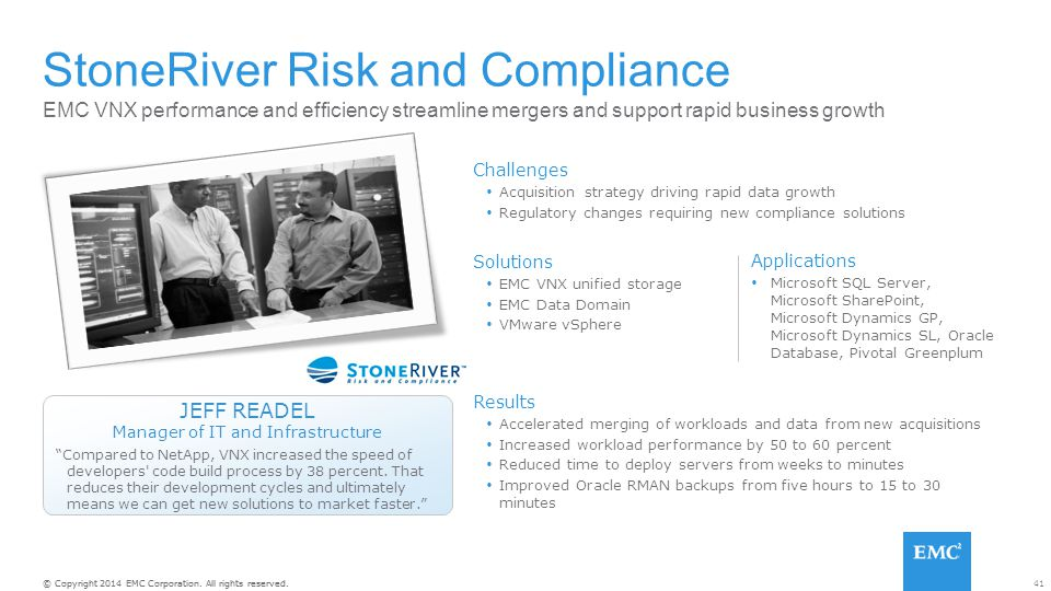 StoneRiver Risk and Compliance