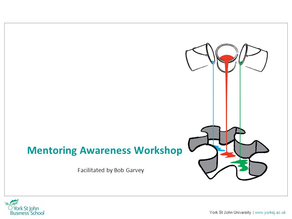 Mentoring Awareness Workshop