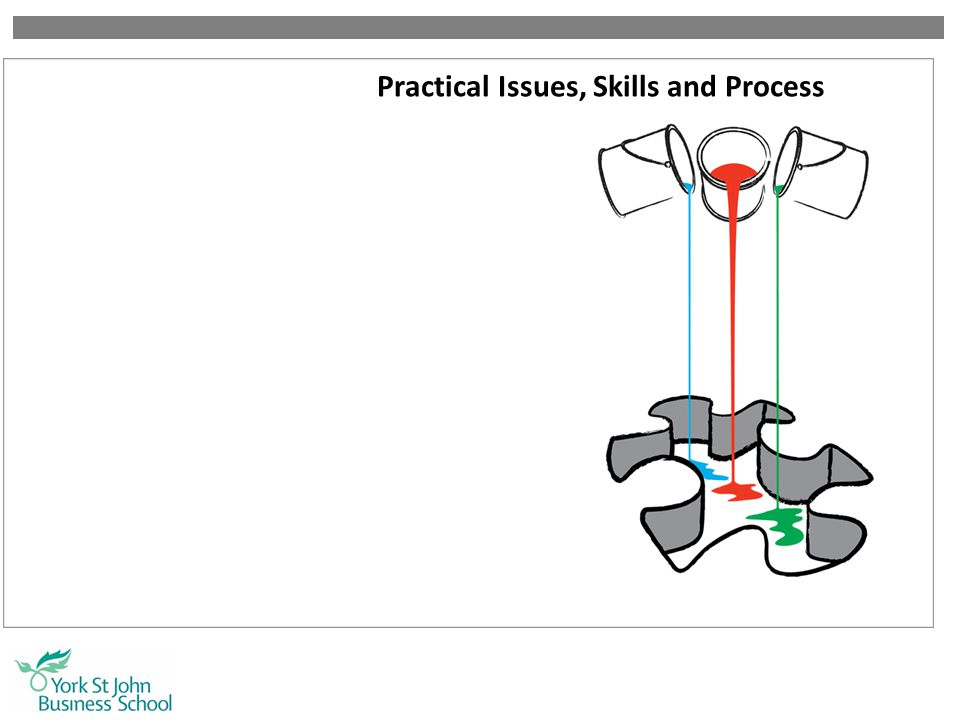 Practical Issues, Skills and Process