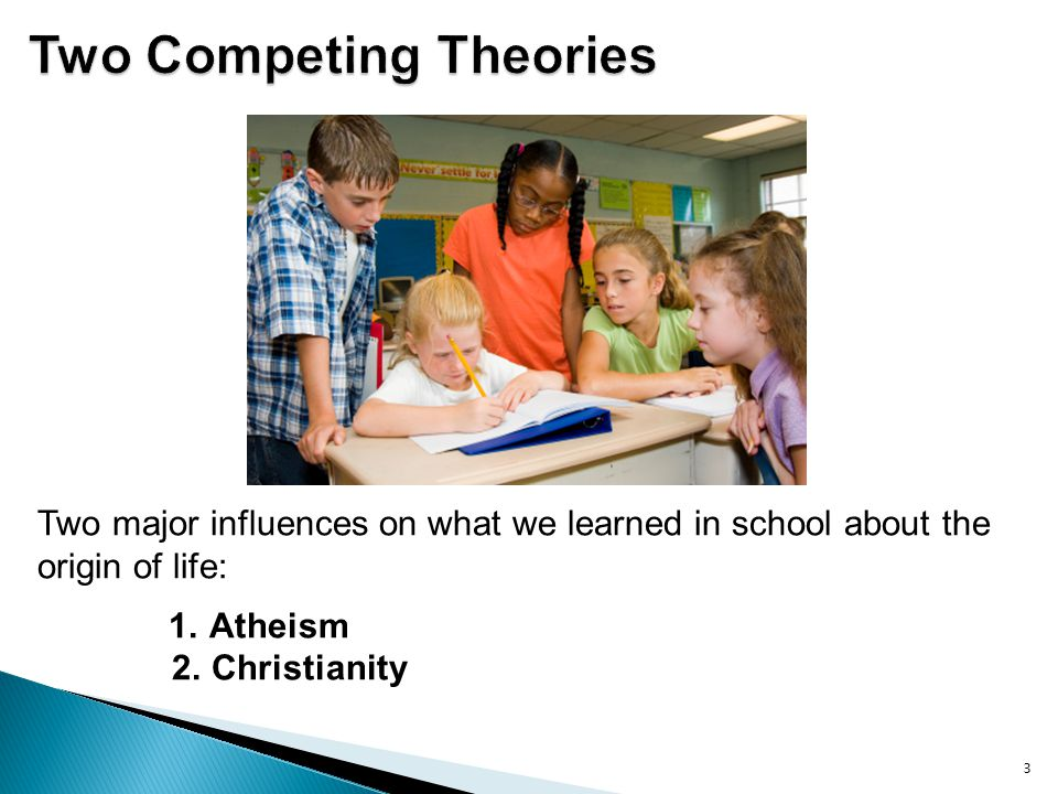Two Competing Theories