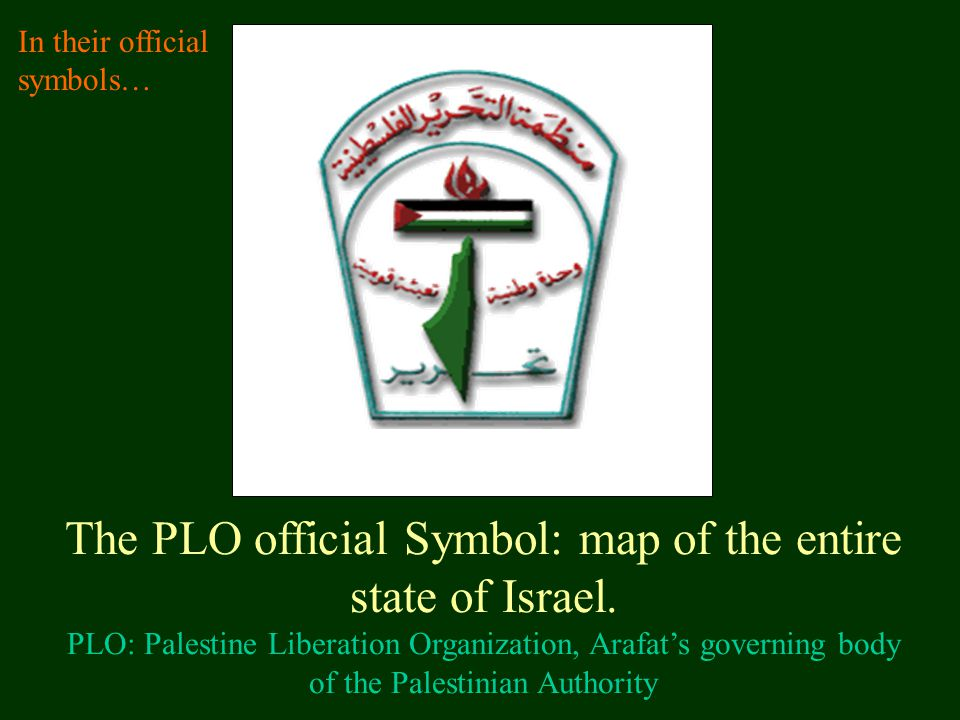 In their official symbols…
