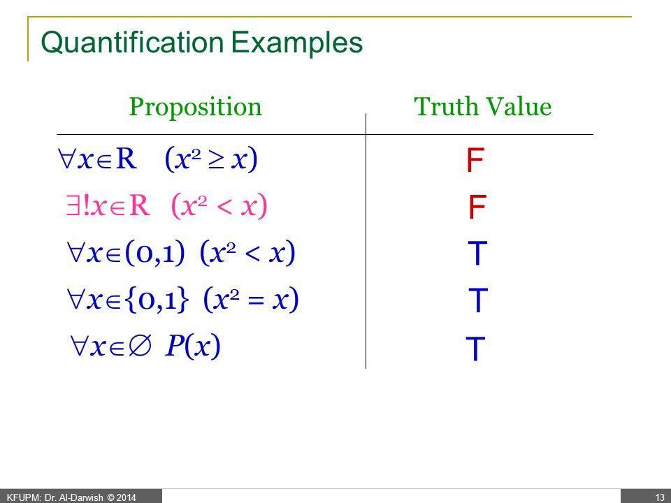 Logically Equivalence