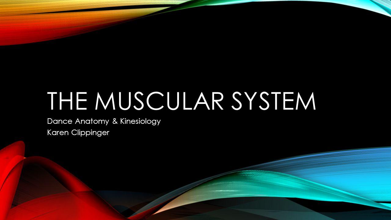 Dance Anatomy & Kinesiology Karen Clippinger - ppt video online download