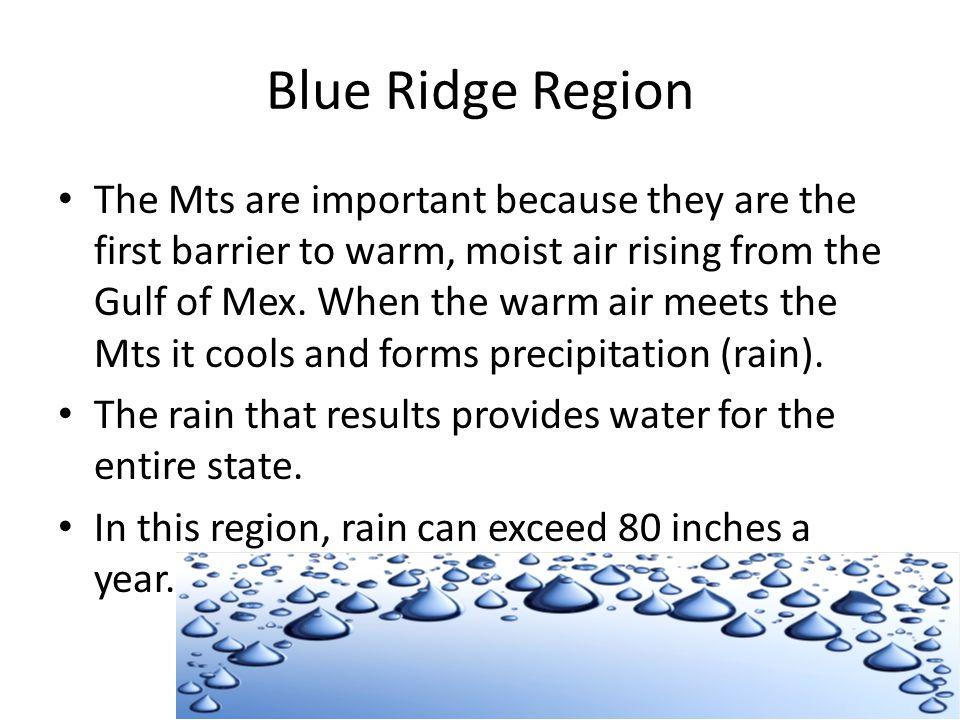 Blue Ridge Region