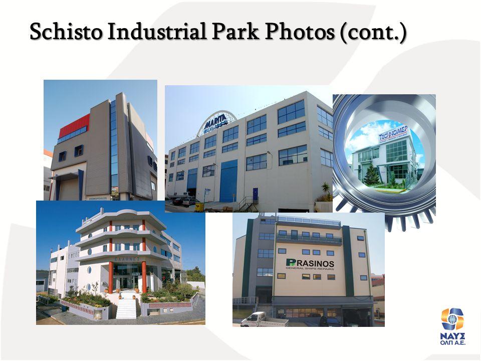Schisto Industrial Park Photos (cont.)