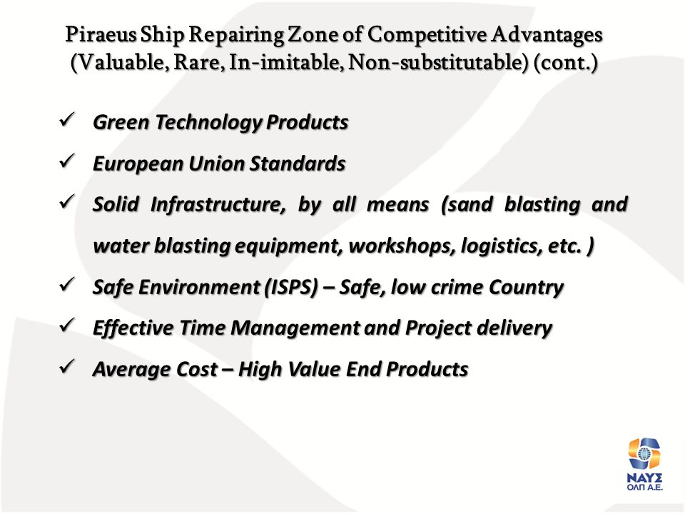 Green Technology Products European Union Standards