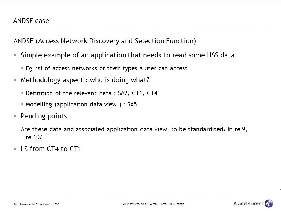 ANDSF (Access Network Discovery and Selection Function)