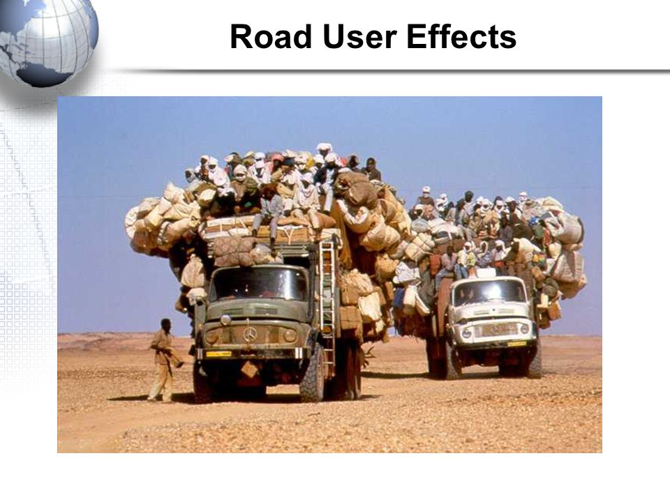 Road User Effects