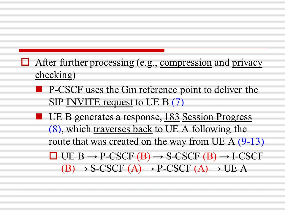 After further processing (e.g., compression and privacy checking)