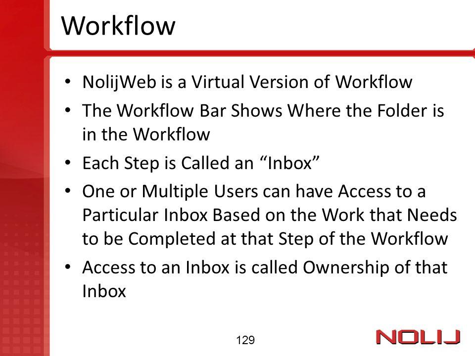 Workflow NolijWeb is a Virtual Version of Workflow