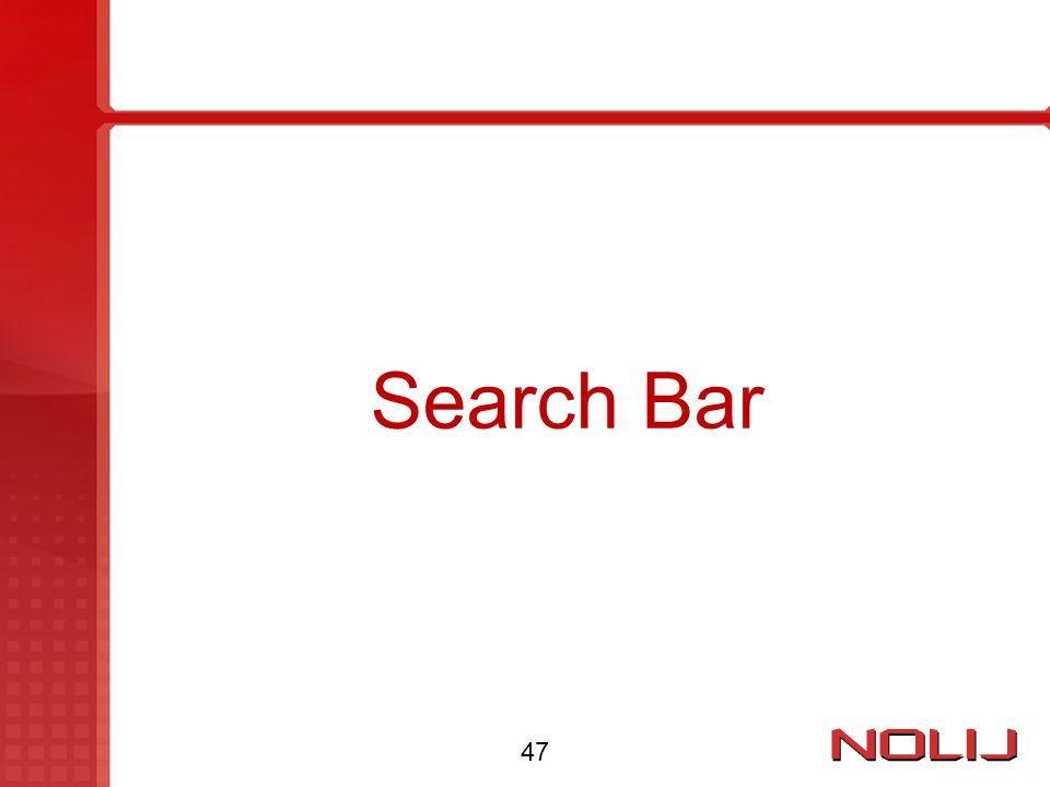 Search Bar 47