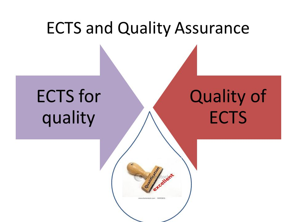 ECTS and Quality Assurance