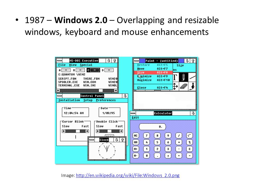 Image: http://en.wikipedia.org/wiki/File:Windows_2.0.png