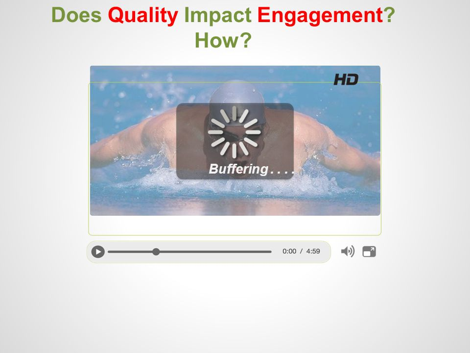 Does Quality Impact Engagement How