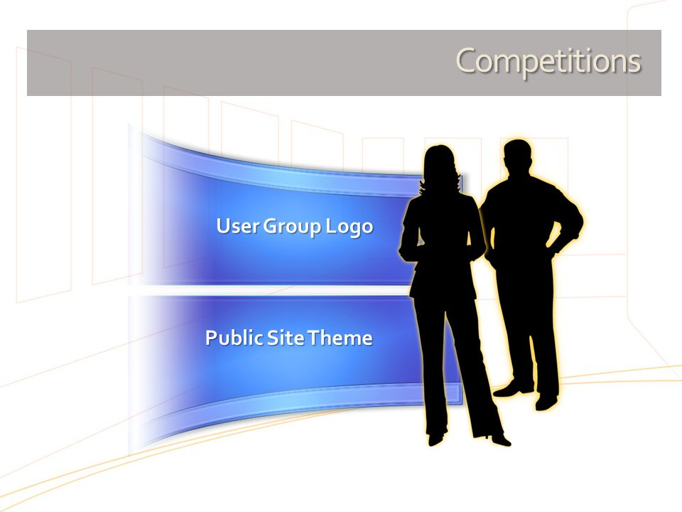 Competitions User Group Logo Public Site Theme