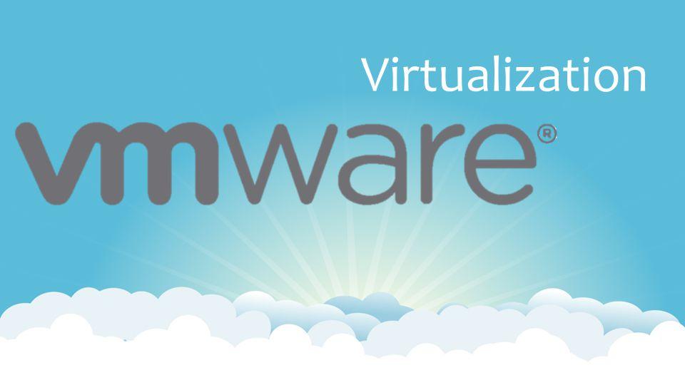 Virtualization Or if you prefer, virtualization