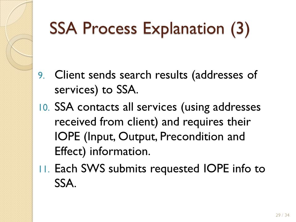 SSA Process Explanation (3)