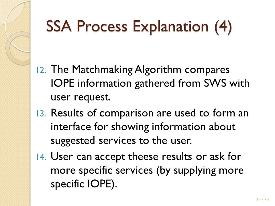 SSA Process Explanation (4)