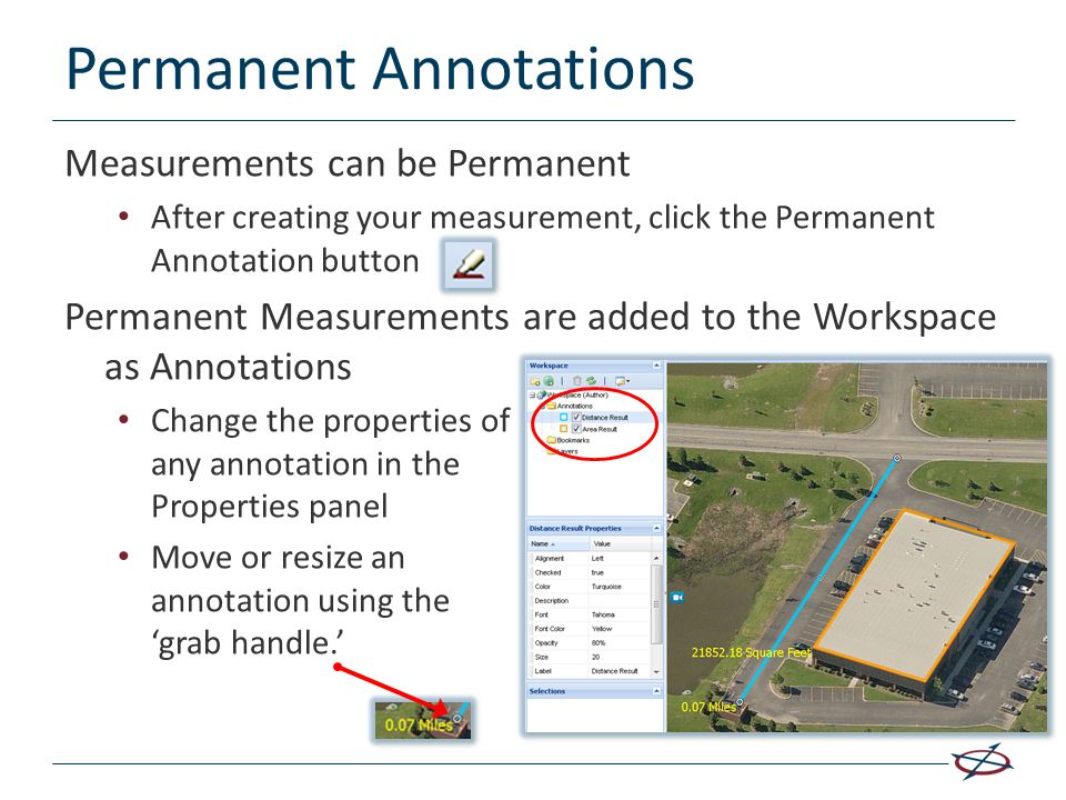 Permanent Annotations