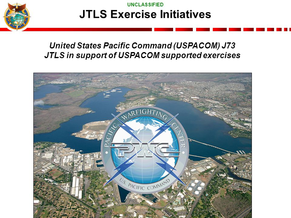 JTLS Exercise Initiatives