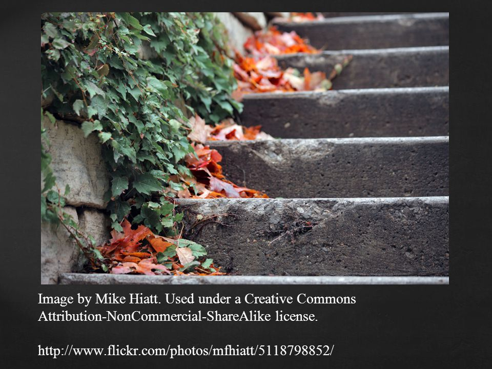 Image by Mike Hiatt. Used under a Creative Commons