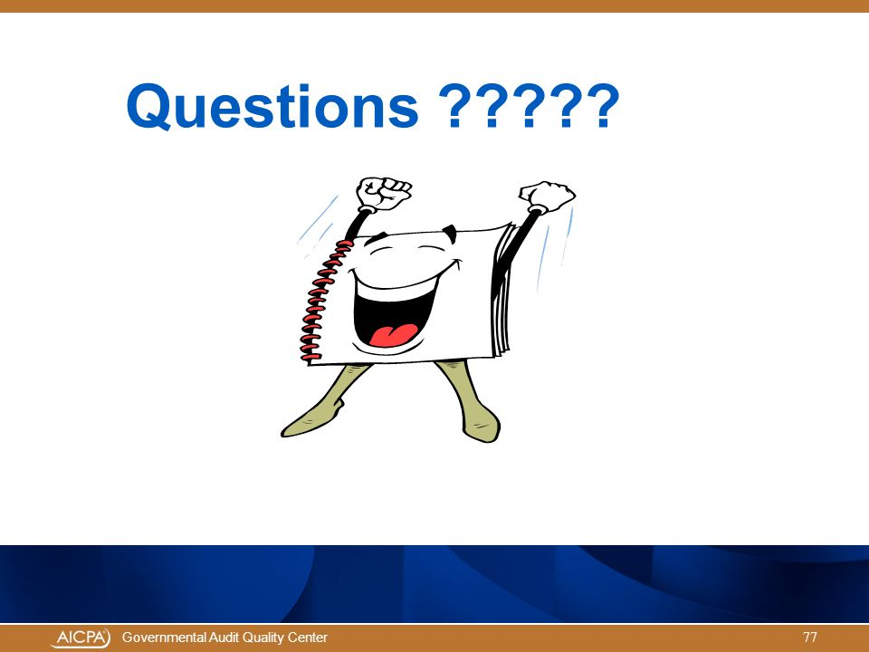 Questions 77