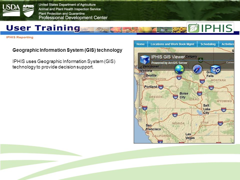 Geographic Information System (GIS) technology
