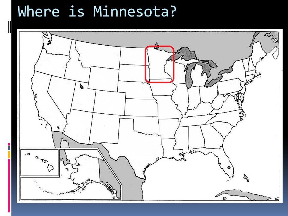 Where is Minnesota
