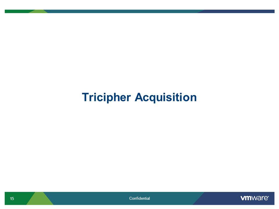 Tricipher Acquisition