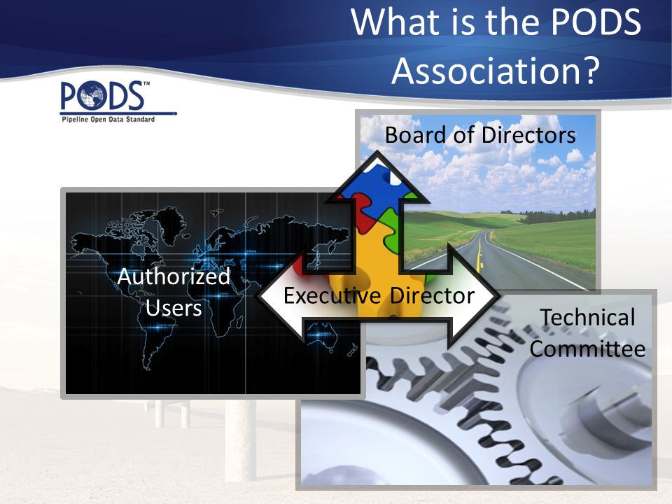 What is the PODS Association