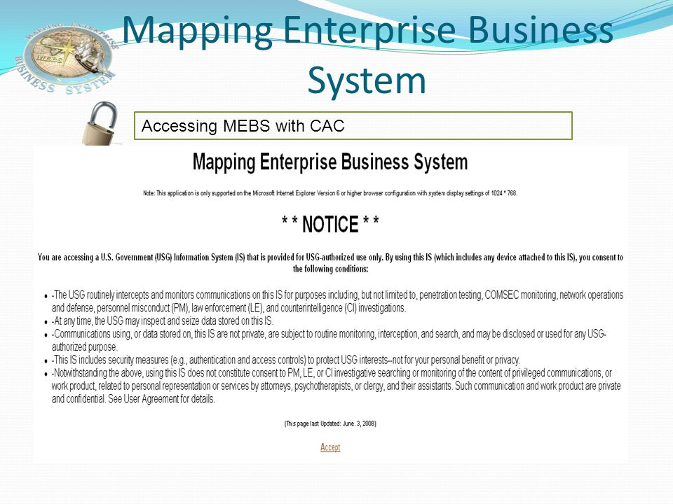 Mapping Enterprise Business System