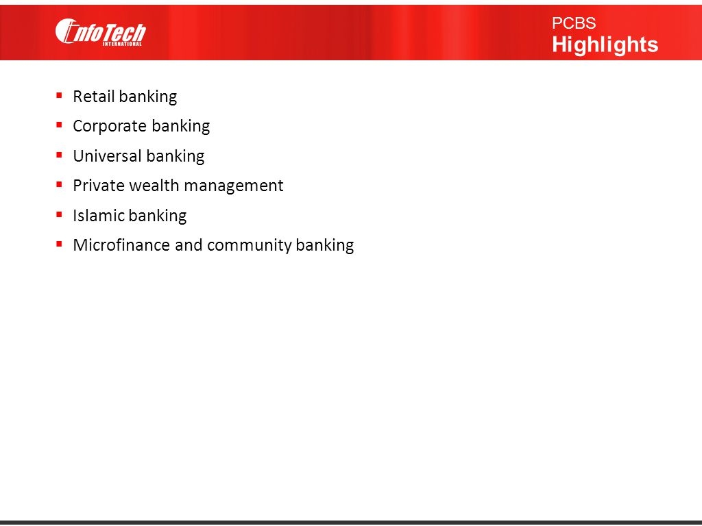 Private wealth management Islamic banking