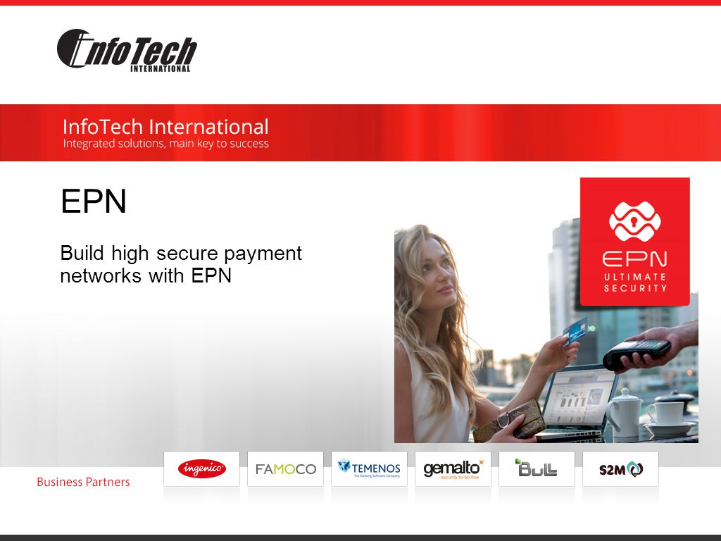EPN Build high secure payment networks with EPN