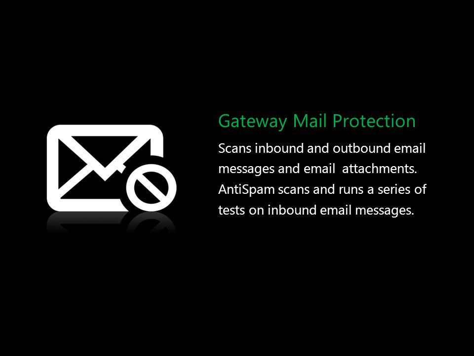 Gateway Mail Protection