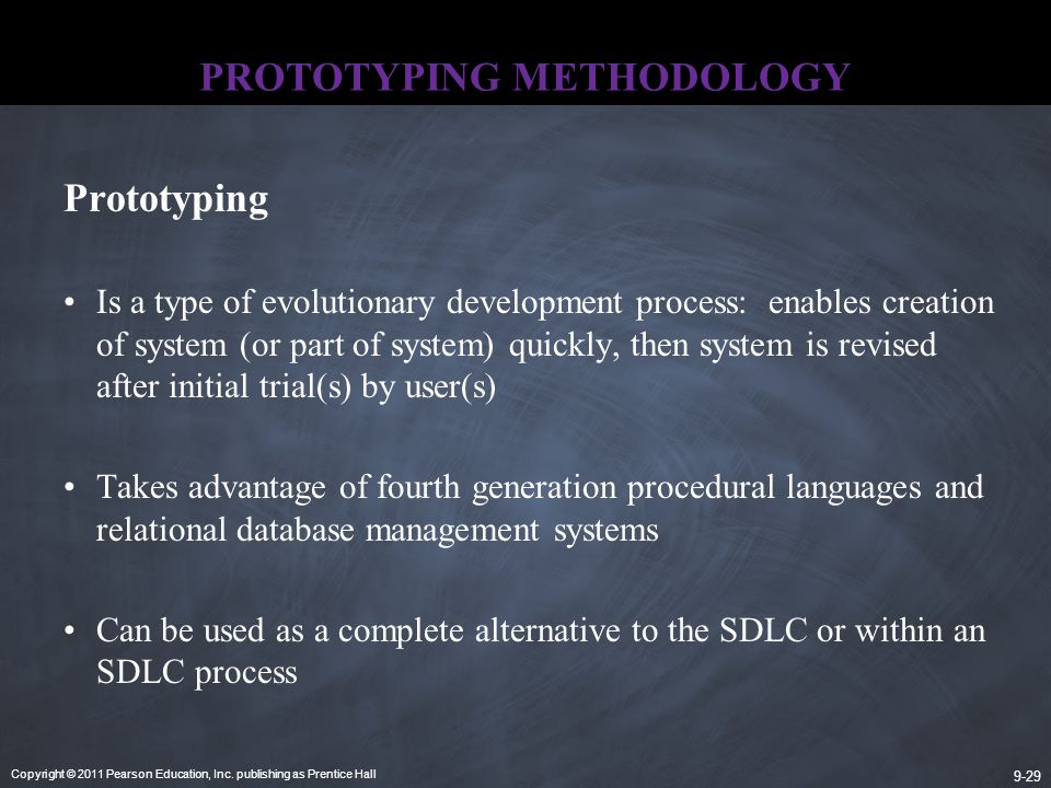 PROTOTYPING METHODOLOGY