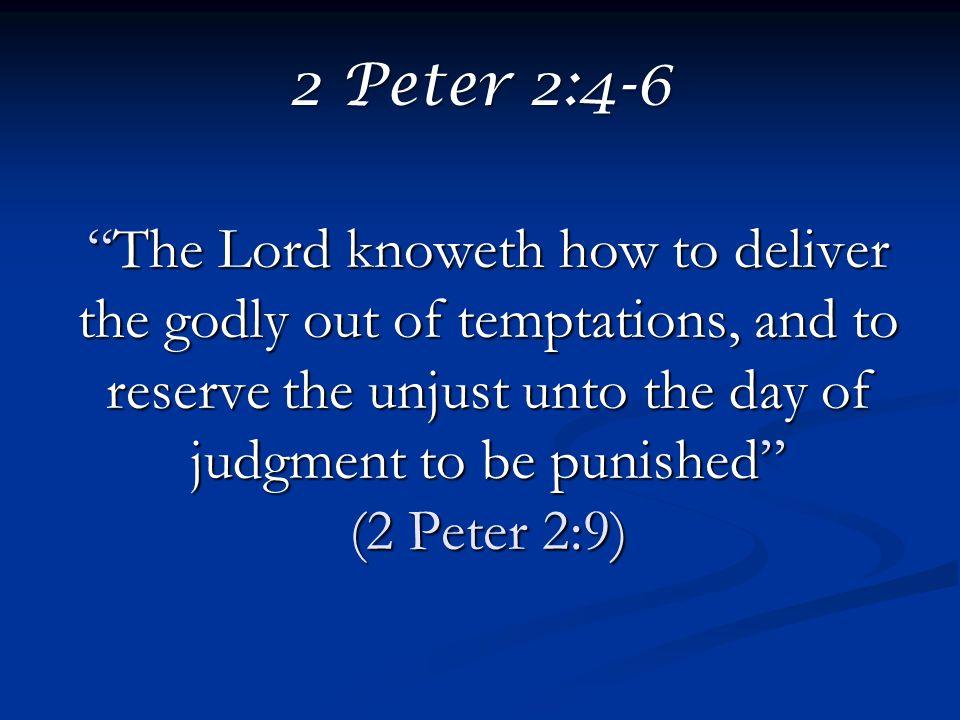 2 Peter 2:4-6