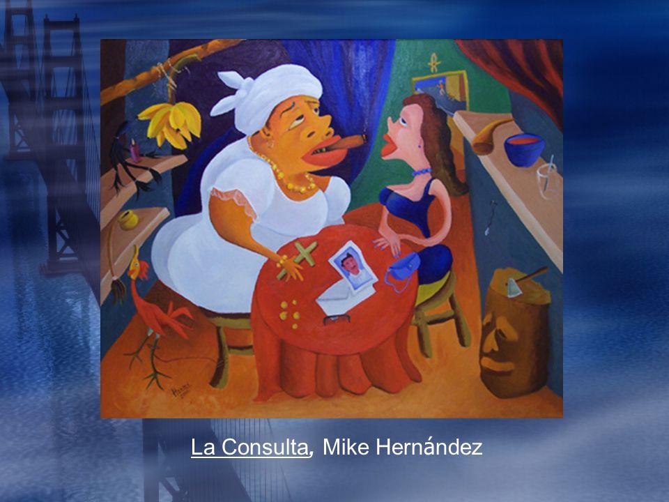 La Consulta, Mike Hernández