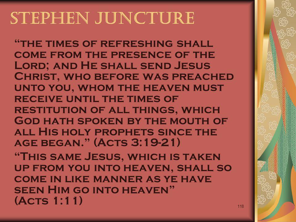 Stephen Juncture