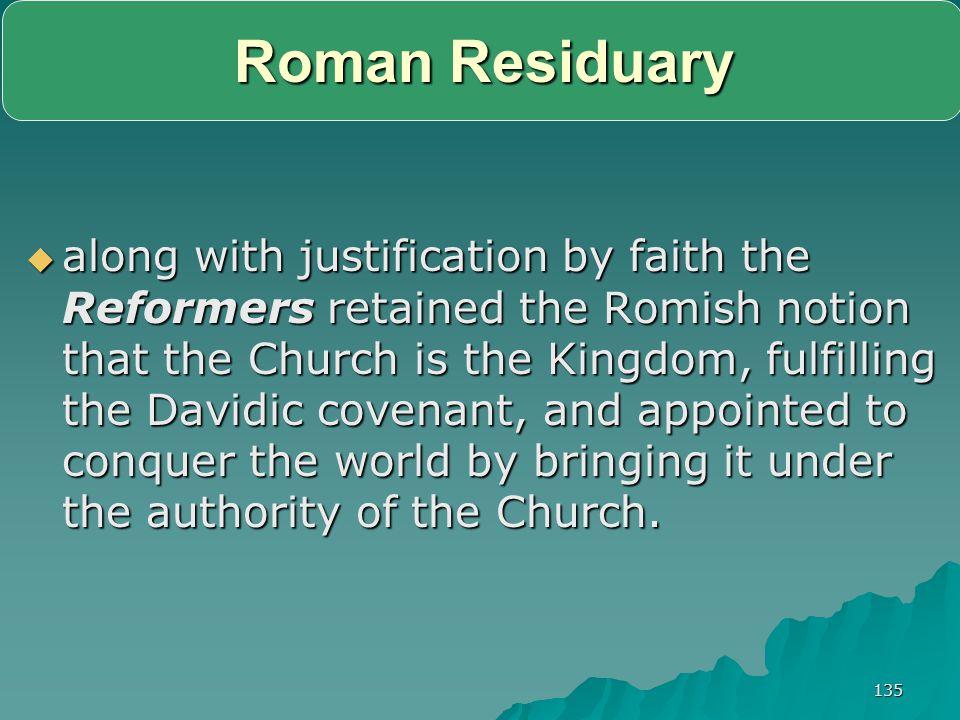 Roman Residuary