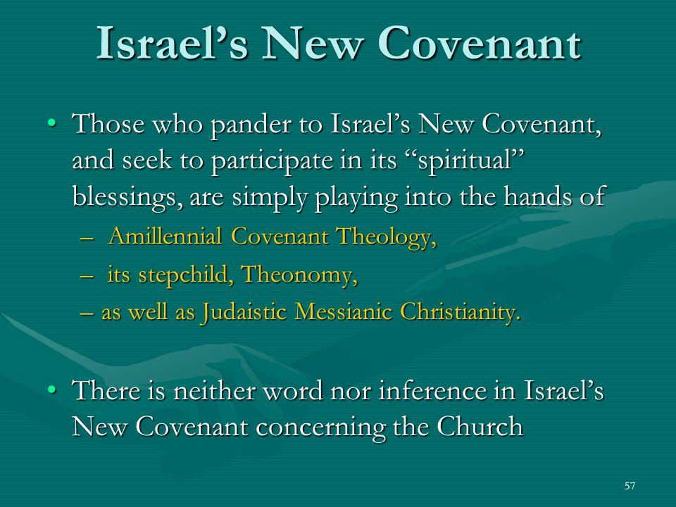 Israel's New Covenant