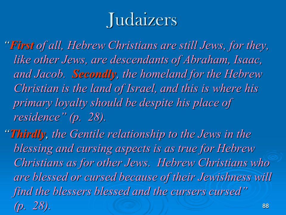 Judaizers