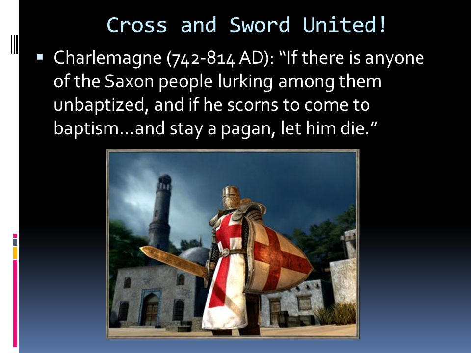 Cross and Sword United!