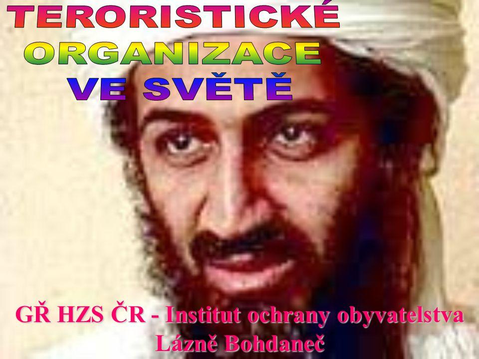GŘ HZS ČR - Institut ochrany obyvatelstva