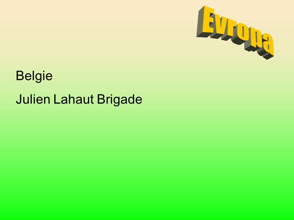 Evropa Belgie Julien Lahaut Brigade